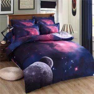 Постельное белье космос
