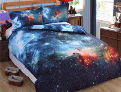 Постельное белье с космосом