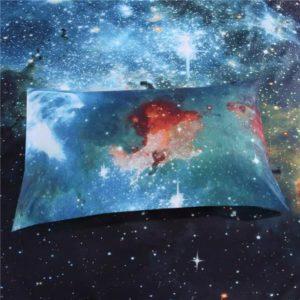 Постельное белье с космосом ck004-3