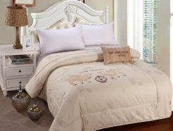Купить одеяло из верблюжьего пуха