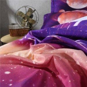 3d постельное белье космос ck008-3