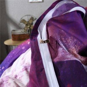 3d постельное белье космос ck008-1