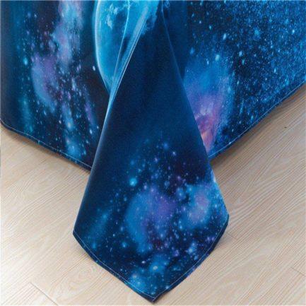 Постельное белье космос 3d ck009-2