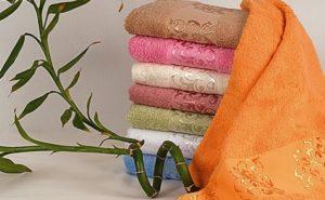 Бамбуковые полотенца