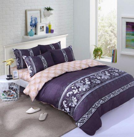 Подарочный комплект постельного белья из сатина