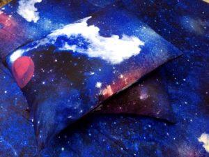 Постельное белье космическое ck013-2