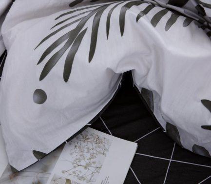 Сатин хлопок постельное белье c308-5