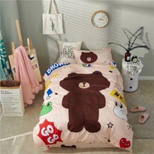 Детское постельное белье 1.5 спальное
