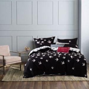 Модное постельное белье расцветки